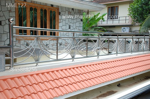 Steel Railings Bangalore Ss Railing Commercial Railings